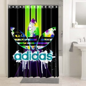 Featured Shower Curtains Bathroom Decoration Waterproof Polyester Fabric.