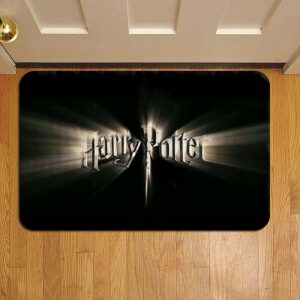 Harry Potter Step Mat Doormat Foot Door Rug Mat