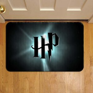 Harry Potter Doormat Foot Rug Door Mat Steps