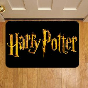 Harry Potter Door Mat Foot Rug Doormat Steps