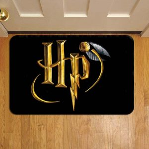 Harry Potter Rug Doormat Foot Door Mat Steps