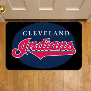 Cleveland Indians Door Mat Foot Rug Doormat Steps