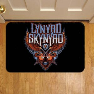 Lynyrd Skynyrd Door Mat Foot Rug Doormat Steps