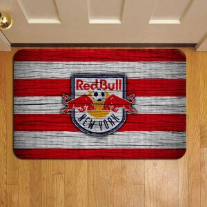 New York Red Bulls MLS Soccer Step Mat Doormat Foot Door Rug Mat