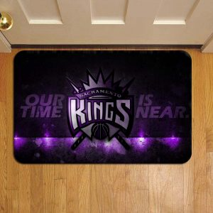 Sacramento Kings Foot Mat Doormat Rug Door Steps