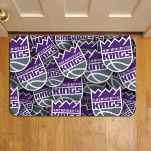Sacramento Kings Door Steps Foot Doormat Rug Mat