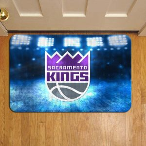 Sacramento Kings NBA Basketball Rug Doormat Foot Door Mat Steps