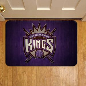 Sacramento Kings NBA Basketball Foot Mat Doormat Rug Door Steps