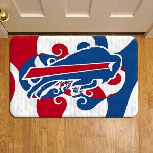 Buffalo Bills NFL Football Step Mat Doormat Foot Door Rug Mat