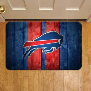 Buffalo Bills Door Steps Foot Doormat Rug Mat
