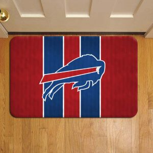Buffalo Bills Step Mat Doormat Foot Door Rug Mat