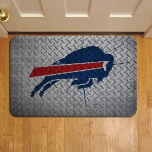 Buffalo Bills Doormat Foot Rug Door Mat Steps