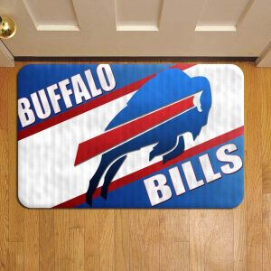 Buffalo Bills NFL Football Foot Mat Doormat Rug Door Steps