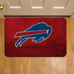 Buffalo Bills NFL Football Door Steps Foot Doormat Rug Mat