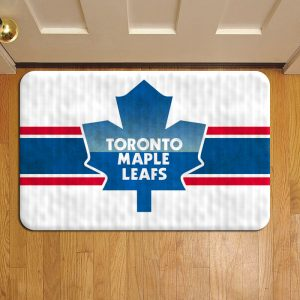 Toronto Maple Leafs Step Mat Doormat Foot Door Rug Mat