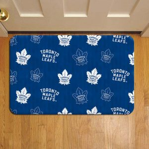 Toronto Maple Leafs NHL Hockey Rug Doormat Foot Door Mat Steps