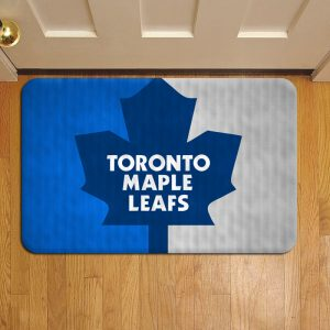 Toronto Maple Leafs Doormat Foot Rug Door Mat Steps