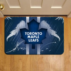 Toronto Maple Leafs Door Mat Foot Rug Doormat Steps
