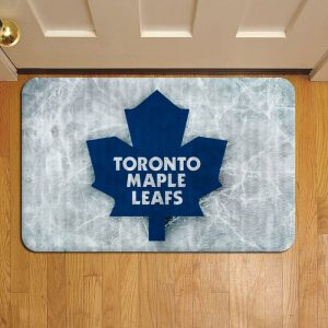 Toronto Maple Leafs NHL Hockey Foot Mat Doormat Rug Door Steps