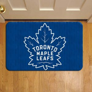 Toronto Maple Leafs NHL Hockey Door Steps Foot Doormat Rug Mat
