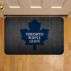 Toronto Maple Leafs NHL Hockey Doormat Foot Rug Door Mat Steps