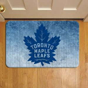 Toronto Maple Leafs NHL Hockey Door Mat Foot Rug Doormat Steps