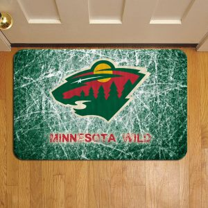 Minnesota Wild Rug Doormat Foot Door Mat Steps
