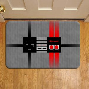 Nintendo Switch Door Steps Foot Doormat Rug Mat
