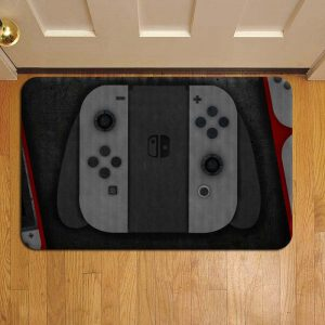 Nintendo Console Door Steps Foot Doormat Rug Mat