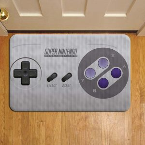 Nintendo Switch Step Mat Doormat Foot Door Rug Mat