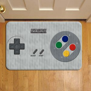 Nintendo Switch Doormat Foot Rug Door Mat Steps