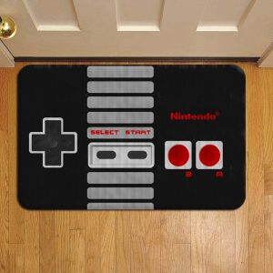 Nintendo Switch Foot Mat Doormat Rug Door Steps