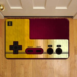 Nintendo Console Step Mat Doormat Foot Door Rug Mat