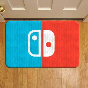 Nintendo Console Doormat Foot Rug Door Mat Steps