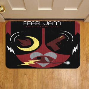 Pearl Jam Step Mat Doormat Foot Door Rug Mat