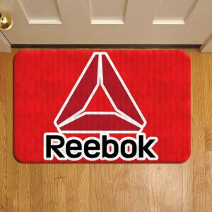 Reebok Logo Foot Mat Doormat Rug Door Steps
