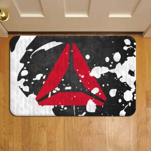 Reebok Doormat Foot Rug Door Mat Steps