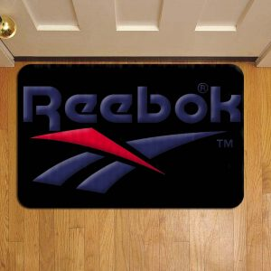 Reebok Design Foot Mat Doormat Rug Door Steps