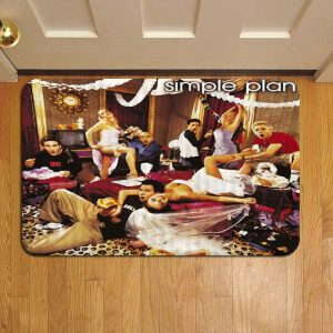 Simple Plan Doormat Foot Rug Door Mat Steps