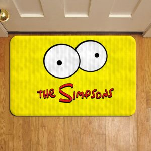 The Simpsons Step Mat Doormat Foot Door Rug Mat