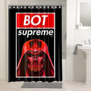Supreme Dath Vader #4919 Shower Curtain Bathroom Decoration