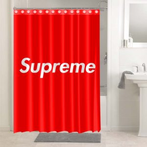 Supreme #4912 Waterproof Shower Curtain Bathroom Decoration