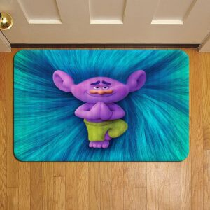 Trolls Step Mat Doormat Foot Door Rug Mat