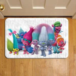 Trolls Foot Mat Doormat Rug Door Steps