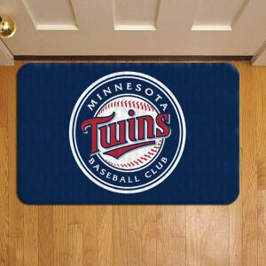 Minnesota Twins Foot Mat Doormat Rug Door Steps
