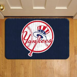 New York Yankees Rug Doormat Foot Door Mat Steps