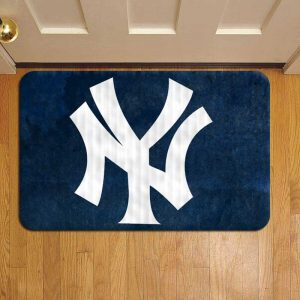 New York Yankees MLB Foot Mat Doormat Rug Door Steps