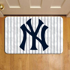 New York Yankees MLB Baseball Door Steps Foot Doormat Rug Mat