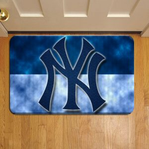 New York Yankees Door Steps Foot Doormat Rug Mat
