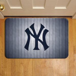 New York Yankees MLB Baseball Doormat Foot Rug Door Mat Steps